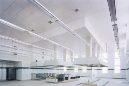 Proclad Hygienic Ceiling - uPVC Replacement Ceiling Tiles - Interior Panel Systems Ltd