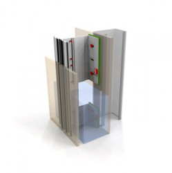 NV2 - Fix - Structural Bonding - Nvelope Rainscreen Systems