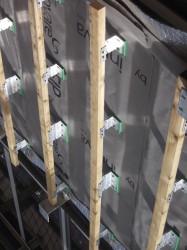 NV6 - Timber Batten - Hybrid - Nvelope Rainscreen Systems