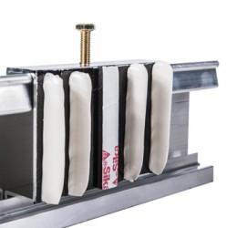 NV8 - Fix - Mechanically - Structural Bond - Nvelope Rainscreen Systems