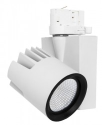 LED Track Spotlight 24watt 3000K by Verbatim - ABB52470 image