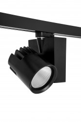 LED 35watt Track Light by Verbatim (Mitsubishi), 3500 Lumen Output and 3000k (Warm White) LED colour temperature.   The LED 35watt Track Spotlight has been specifically designed as a stylish, flexible and energy efficient form of Accent LED Lighting for Reta...