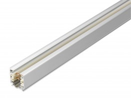 XTS4200 GLOBAL Three Circuit Lighting Track - 2m (Silver, Black or White) image
