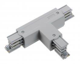 XTS36 GLOBAL Three Circuit Track 'T' Connector - (Grey, Black or White) image