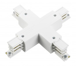XTS38 GLOBAL Three Circuit Track 'X' Connector - (Grey, Black or White) image