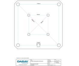 SL430 - LED Minor Surgical Light - Daray Medical