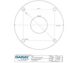 SL730 - LED Minor Surgical Light - Daray Medical