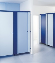 Our best-selling range, Quantum washroom cubicles set the benchmark for washrooms. With Quantum toilet cubicles, we have answered your need for maximum flexibility, with a vast choice of colours and fittings. With sculptured headrails and a sleek, floating app...