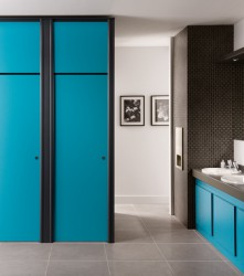Our Full Height Centurion washroom cubicles satisfy your need for extra privacy while offering maximum strength and rigidity. Plus, at Venesta we believe even the toughest solutions deserve some style; our Centurion toilet cubicles look good too. Our Centurion...