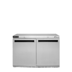 Robust two door undercounter cabinet that maximises the space available making itideal for small kitchens. The perfect solution for the budget or space conscious....