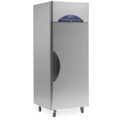 The Crystal C1T is a single door upright cabinet dedicated to the bakery sector, equipped to take up to twenty 18' x 30' bakery trays and offers excellent performance, reliability and efficiency....