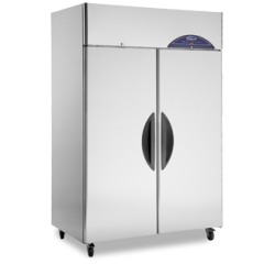 The Crystal C2T is a double door upright cabinet dedicated to the bakery sector, equipped to take up to forty 18' x 30' bakery trays and offering excellent performance, reliability and efficiency....