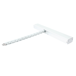 The actuator is a high performance actuator especially designed for large and heavy windows – an elegant alternative to spindle actuators. The chain actuator can be used for top hung, bottom hung, turning, pivot, roof window and light dome for smoke and comf...