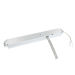 Programmable 24VDC chain actuator for concealed installation in window profiles for comfort ventilation. Not appropriate with roof windows. The electronics in this actuator can be programmed to suit specific requirements – i.e. pressure- and traction force, ...