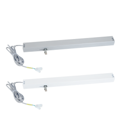 Programmable 24V DC chain actuator for surface mounting for smoke and comfort ventilation. To be used with tophung, bottomhung and turning windows....