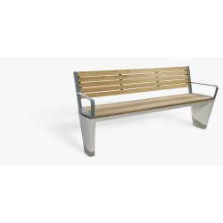 Coda Seat - Outdoor Seating image