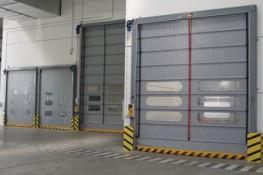 High Speed Folding Door Instant Pass - OSA Door Parts