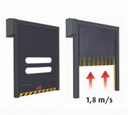 High Speed Folding Door Instant Pass Premium - OSA Door Parts