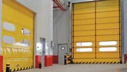 High Speed Folding Door Instant Pass Basic - OSA Door Parts