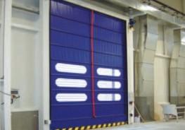 High Speed Folding Door Instant Pass Eco - OSA Door Parts