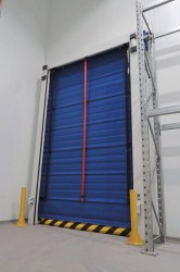 High Speed Folding Doors Instant Pass ISO image