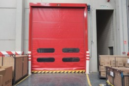 High Speed Rolling Door Instant Roll image
