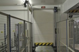 High Speed Rolling Door Instant Roll Basic image