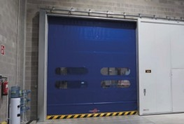 High Speed Rolling Door Instant Roll Eco image