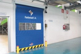High Speed Rolling Door Mir Flex Eco image