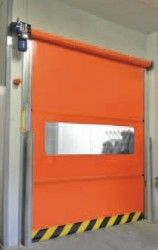 High Speed Rolling Door Easy Roll image