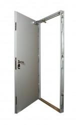 Steel Hinged Personnel Doors image