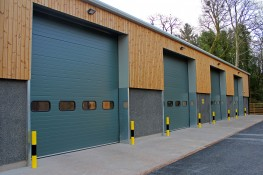 OSA Insulated Sectional Overhead Doors image