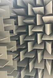 Anechoic Wedges Sound Absorber Panels image