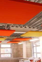 HR Ceiling Absorbers Acoustic Suspended Ceilings image
