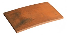 Ashdowne Handcrafted Clay Plain Tiles image