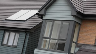 Product information for edgemere interlocking slate by for 3999 roof