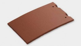 Hawkins Clay Plain Tile image
