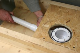 The Showerstone is a solid shower base that can be laid directly onto floor joists without any further support needed and is strong enough to support up to 600kg. Due to large demand the Showerstone has been relaunched and is now stronger than ever. Unlike the...