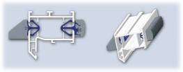 The Modular Ventilator will provide Trickle Ventilation in accordance with the Building Regulations 2000: Part F: Approved Document F1: October 2010 Scottish Building Regulations October 2011: Standard 3.14  This product is better suited for use with frame ext...