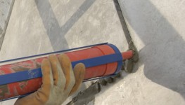 A powerful stay-in-place construction adhesive supplied in three parts. Placed using a Tecgrip Gun and Tecgrip Cartridge or may be injected using a suitable hand pump. Filling of gap dimensions 1mm to 40mm may be achieved without the use of grout tight shutter...