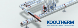Kooltherm FM Pipe Insulation System - Kingspan Industrial Insulation Ltd