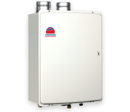 The FASTflo+ from Andrews Water Heaters is a wall hung condensing instant water heater. It is very easy to install with only three simple connections to fit (gas, cold water in and hot water out). The FASTflo+ meets the requirements of the forthcoming ErP dire...