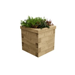 WoodBlocX Street Furniture Munro Planter image