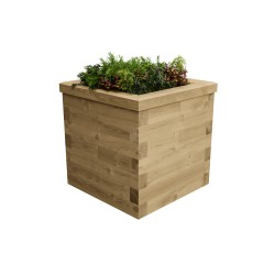 WoodBlocX Street Furniture Tulloch Planter image