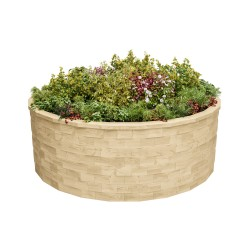 WoodBlocX Street Furniture Ben Mor Planter image