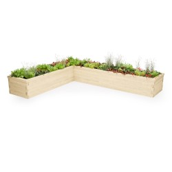 WoodBlocX Street Furniture Laggan Planter image