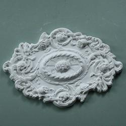 Oval Plaster Ceiling Rose 790mm x 510mm dia. MPR021 image