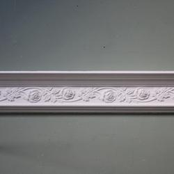 Plaster Coving Wild Rose 120mm Drop MPC044 image