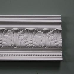 Plaster Coving Large Acanthus Leaf 165mm Drop LPC021 image