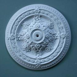 Victorian Ornate Ceiling Plaster Ceiling Rose 660MM LPR002 image
